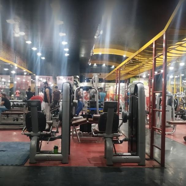 gym in saket