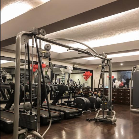gyms in saket